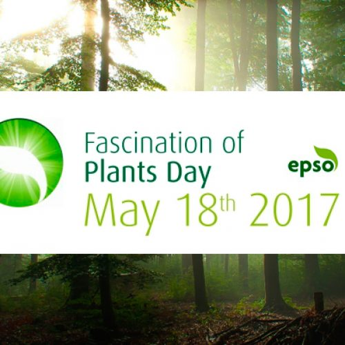 EPSO Fascination of Plants Day 2017