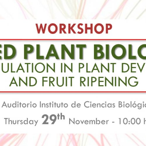 "Workshop ""Applied Plant Biology III"""