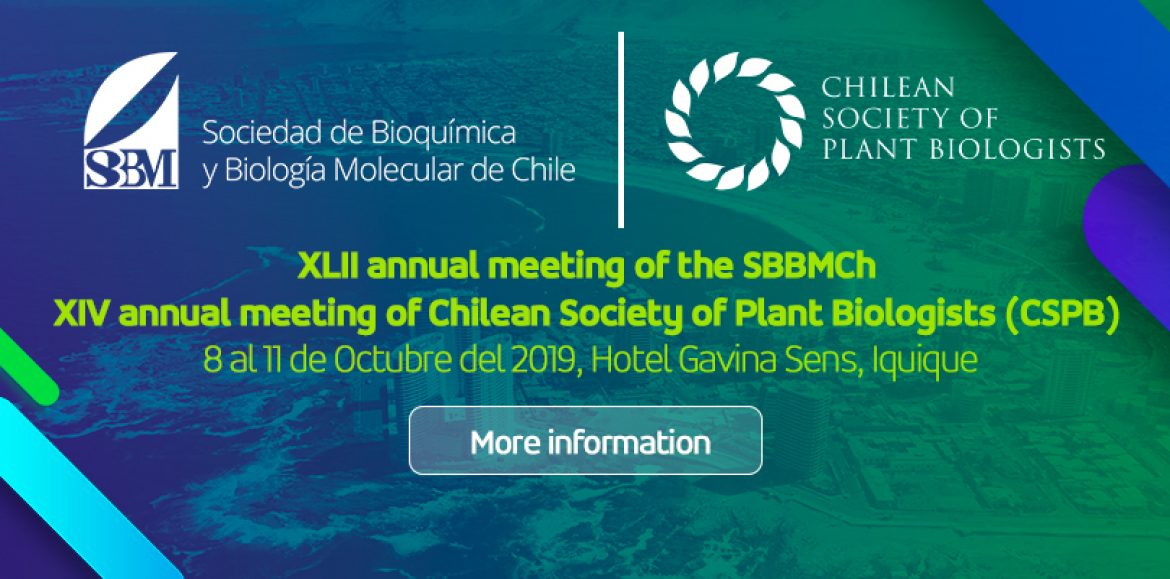 XIV annual meeting of Chilean Society of Plant Biologists (CSPB)